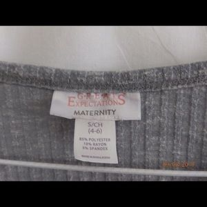 Great Expectations Sweaters - Maternity Sweater